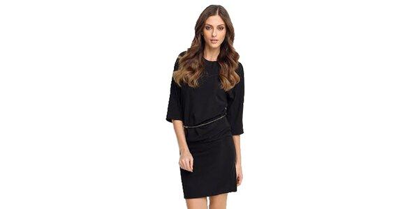 Dámské černé šaty TopShop