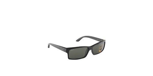 Černé sluneční brýle Ray-Ban