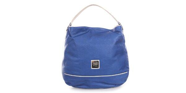 Dámská modrá kabelka s jedním uchem Gianfranco Ferré