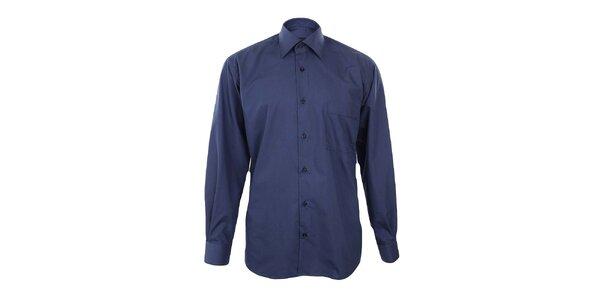 Pánská tmavě modrá košile Dicotto