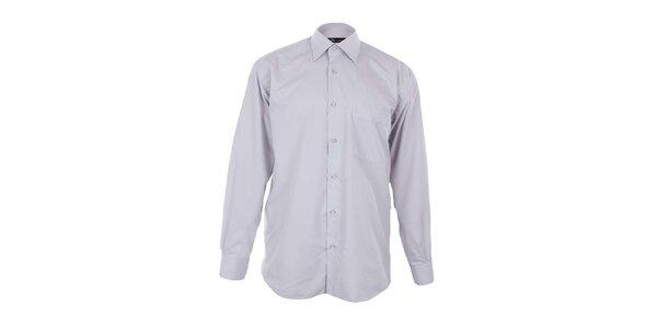 Pánská šedá košile Dicotto