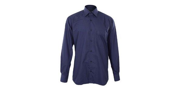 Pánská námořnicky modrá košile Dicotto