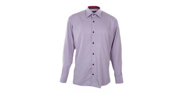 Pánská světle fialová košile Dicotto