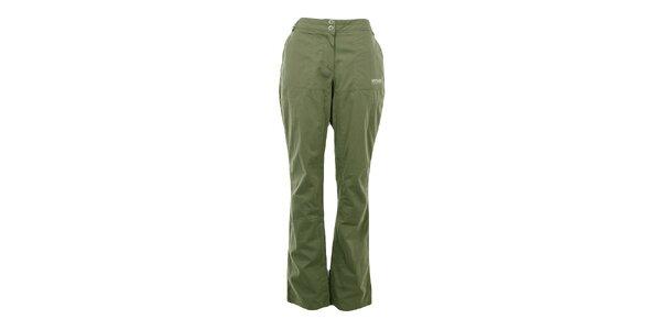 Dámské zelené outdoor kalhoty Northland