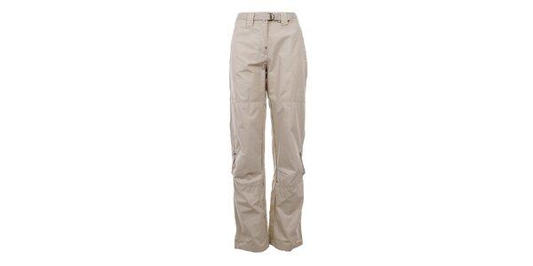 Dámské béžové kalhoty Northland