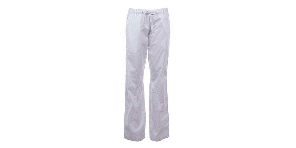 Dámské sněhobílé volnočasové kalhoty Northland