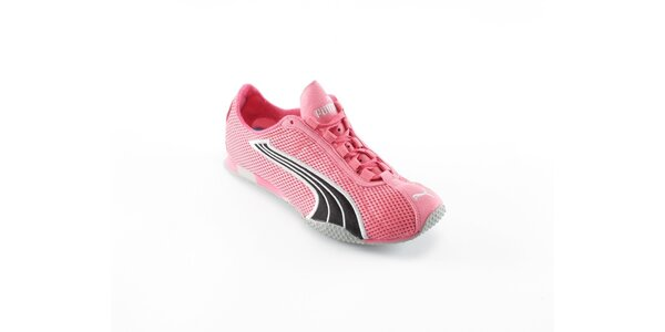 Dámské růžové běžecké boty Puma
