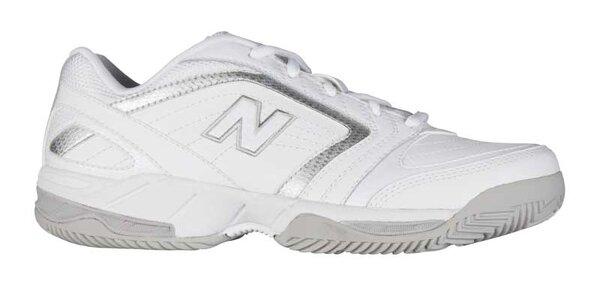 Dámské sportovní kožená obuv na tenis New Balance