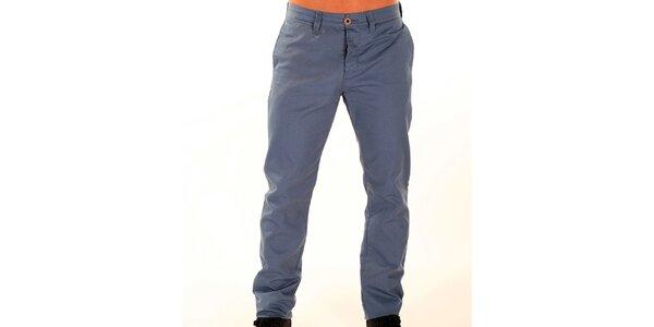 Pánské modré kalhoty New Caro