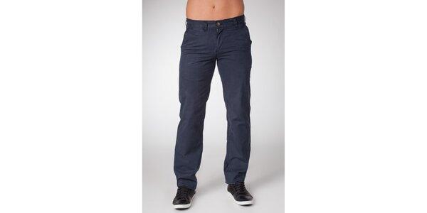 Pánské modrošedé chino kalhoty Bendorff