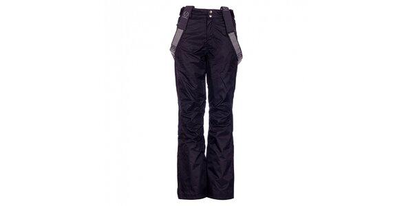 Dámské černé lyžařské kalhoty Fundango s membránou