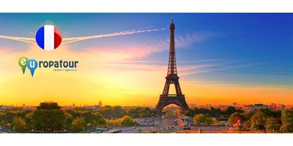 Jeden romantický den v kouzelné Paříži