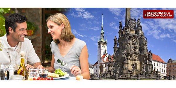 Tři dny v romantické Olomouci