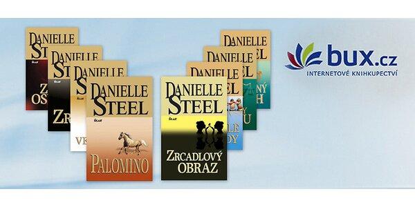 8 románů od Danielle Steel – romantika i drama