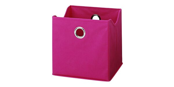 Boxy v růžové barvě (9 kusů)