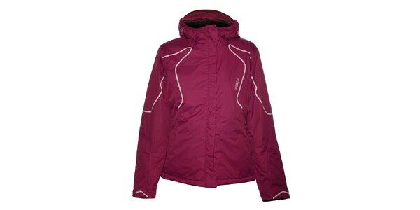 Dámská růžová lyžařská bunda Loap