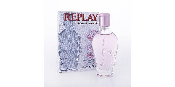 Replay Jeans Spirit Woman toaletní voda 40ml