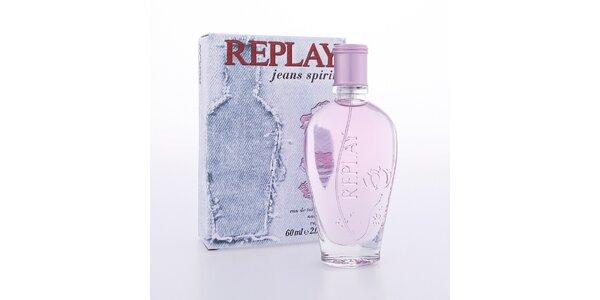 Replay Jeans Spirit Woman toaletní voda 60ml
