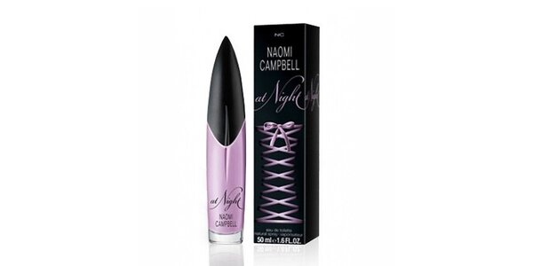 NAOMI CAMPBELL AT NIGHT parfémovaná voda 30ml