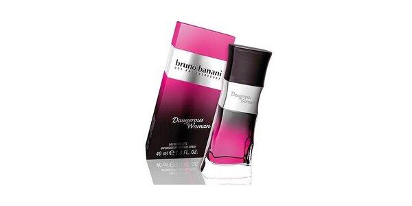 BRUNO BANANI DANGEROUS Woman parfémovaná voda 40 ML