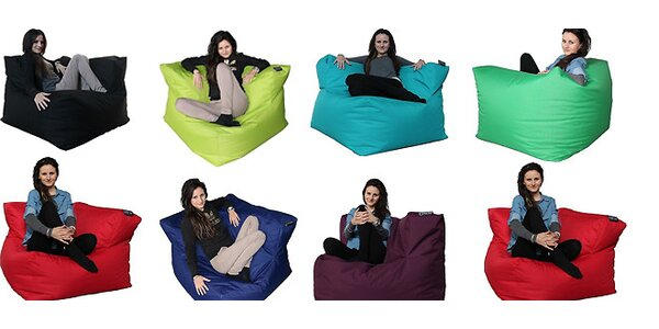 Sedací křeslo PARTYSEAT pro pohodlný odpočinek