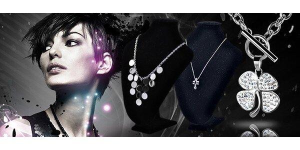 40% sleva na nákup šperků z chirurgické oceli