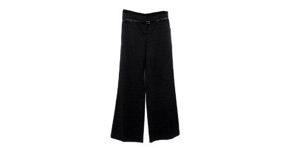 Dámské tmavě šedé kostkované kalhoty Next