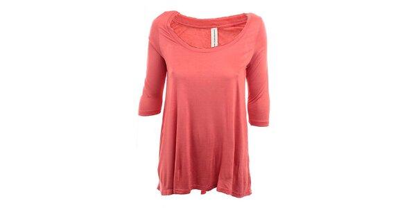 Dámské korálové tričko Next