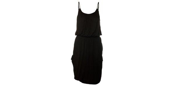 Dámské černé šaty Guess