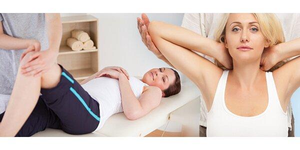 Péče fyzioerapeuta pro váš bezbolestný pohyb