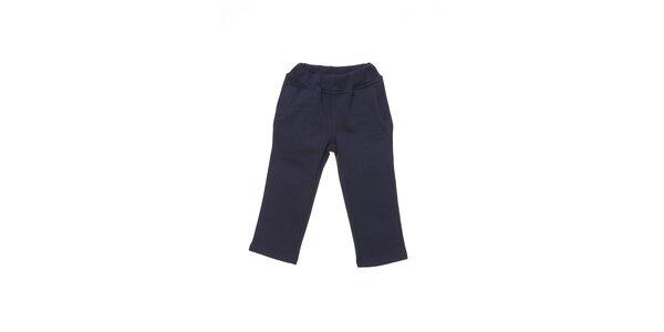 Dětské tmavě modré tepláky Buby
