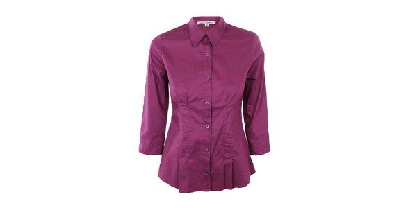 Dámská fuchsiová košile Emma Pernelle