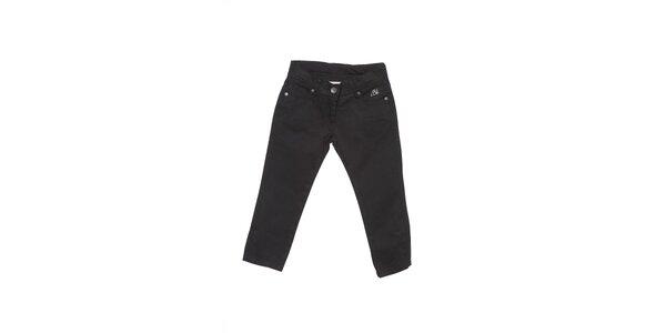 Dětské černé kalhoty Buby