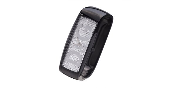 Dámské náramkové hodinky v černé barvě Dolce & Gabbana