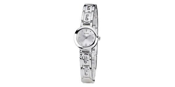 Dámské minimalistické hodinky Guess