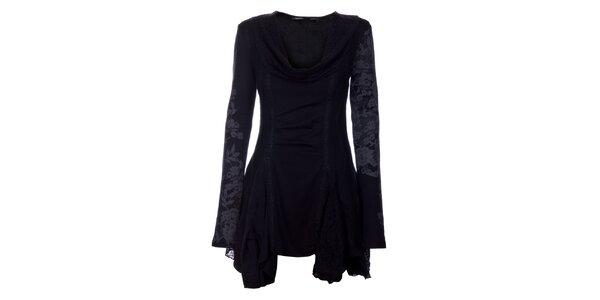 Dámské černé šaty Angels Never Die