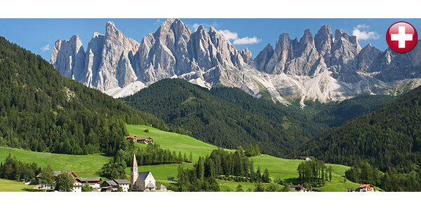 Víkendový zájezd za krásami Švýcarska
