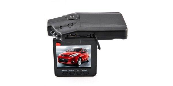 Mini mobilní kamera do auta HD DVR
