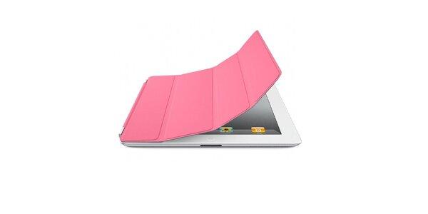 Chytrý růžový kryt na iPad 2/3/4