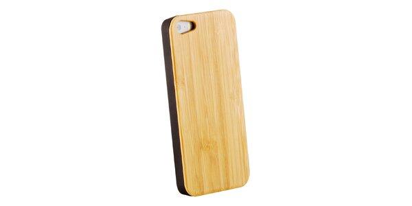 Pouzdro pro iPhone 5/5S z přírodního světlého dřeva