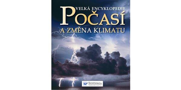 Velká encyklopedie počasí a změna klimatu