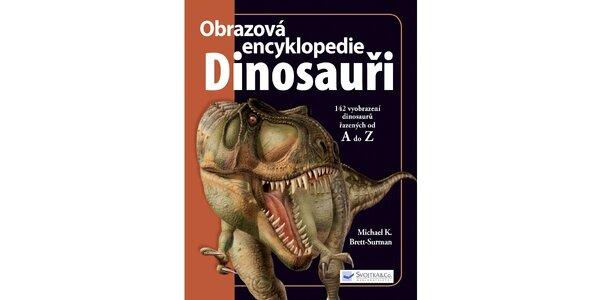 dinosauři - obrazová encyklopedie