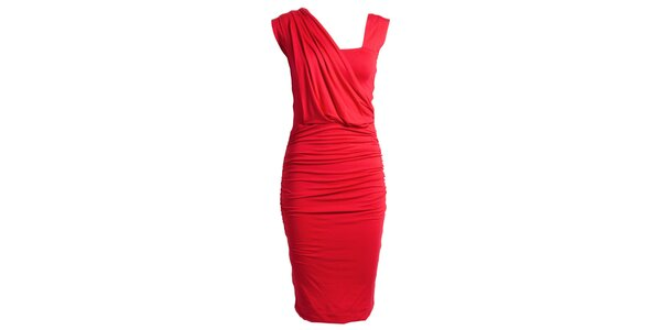 Dámské rudé šaty CeMe London