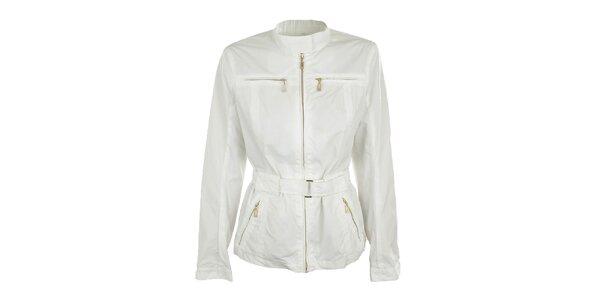 Dámská bílá bunda s páskem Northland Professional