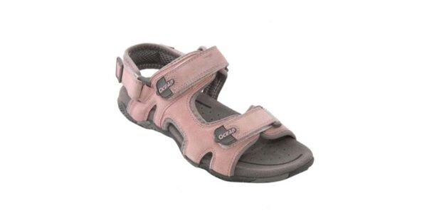 Dámské růžové sandály Numero Uno