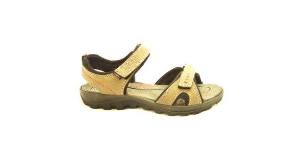 Dámské trekové sandály se suchým zipem Numero Uno