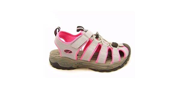 Dámské sandály s uzavřenou špičkou Numero Uno