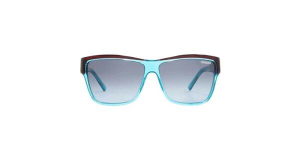 Dámské tyrkysové sluneční brýle Carrera