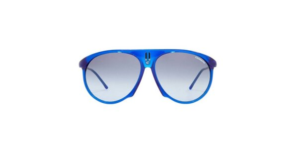 Modré sluneční brýle Carrera