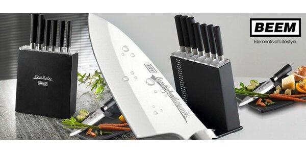 7 setsakramentsky ostrých japonských nožů